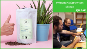 Ako pražiareň fair trade kávy zlepšila svoj marketing vďaka dobrovoľníkovi